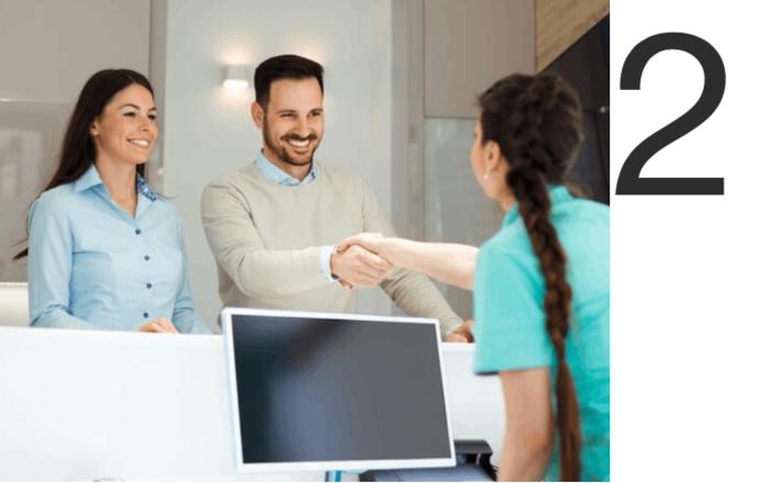 Angstpatienten Zahnarzt Bremen - Kommen Sie zu uns in die Praxis und lernen uns kennen.